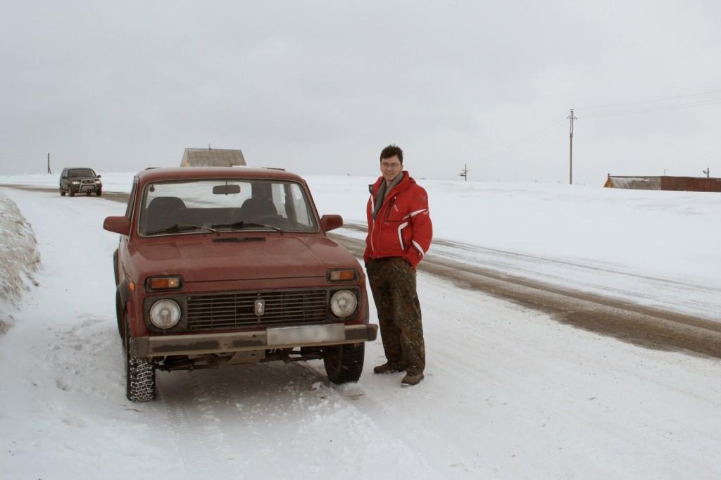 Объездная Красной Горки
